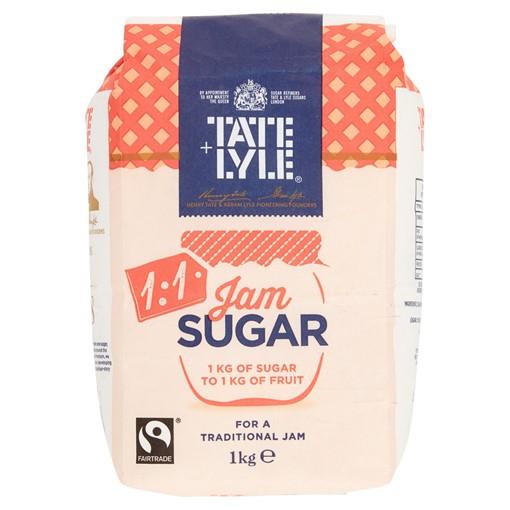 Picture of Tate & Lyle Fairtrade 1:1 Jam Sugar 1kg