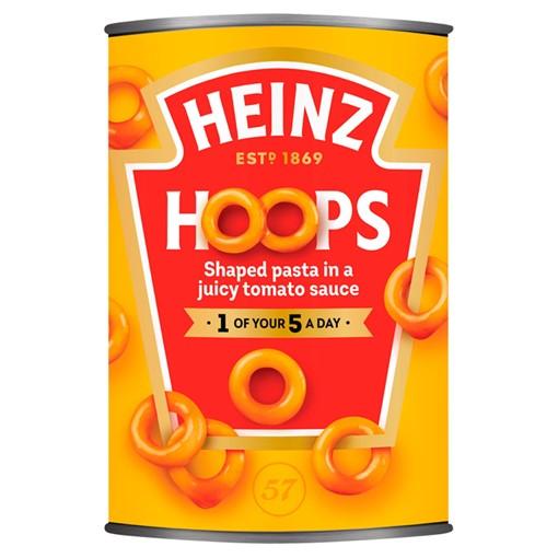 Picture of Heinz Hoops 400g