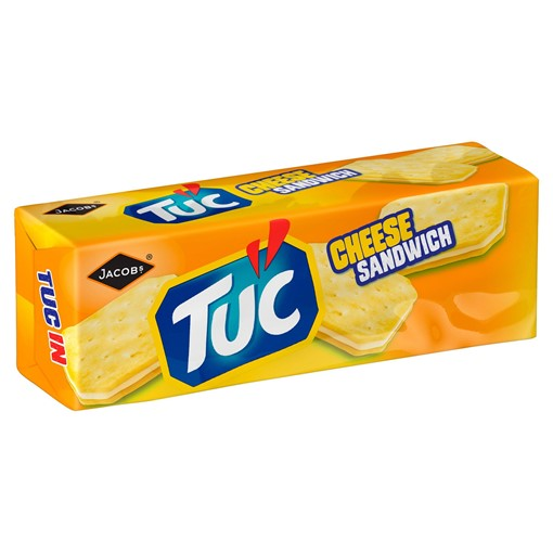 Picture of Jacob's TUC Cheese Sandwich 150g