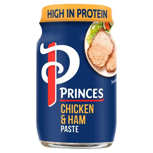Picture of Princes Chicken & Ham Paste 75g