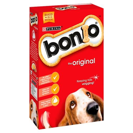 Picture of Bonio Dog Biscuit The Original 650g