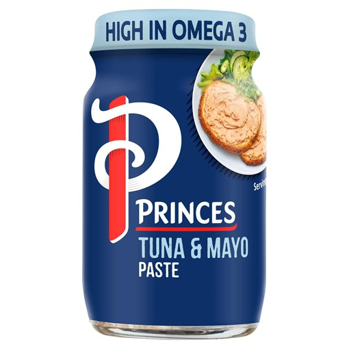 Picture of Princes Tuna & Mayo Paste 75g