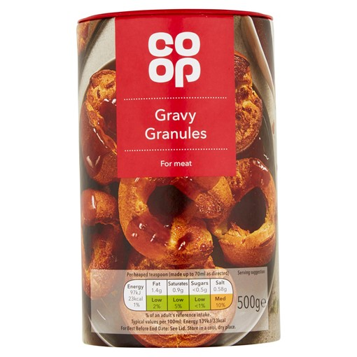 Picture of Co Op Gravy Granules for Meat 500g
