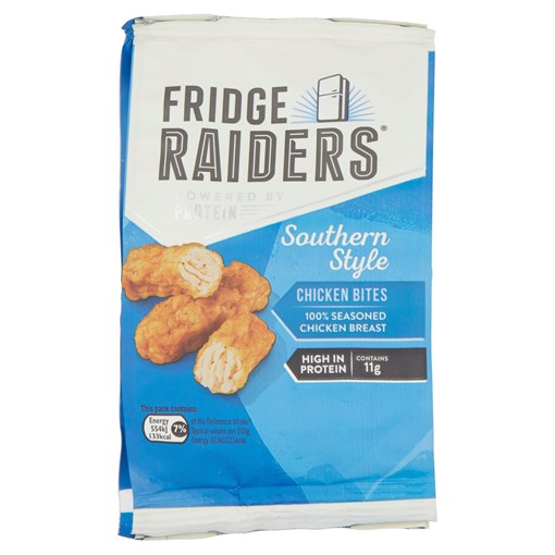 Picture of Fridge Raiders Southern Style Chicken Bites 60g