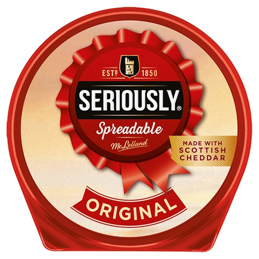 Picture of Seriously Spreadable Original 125g