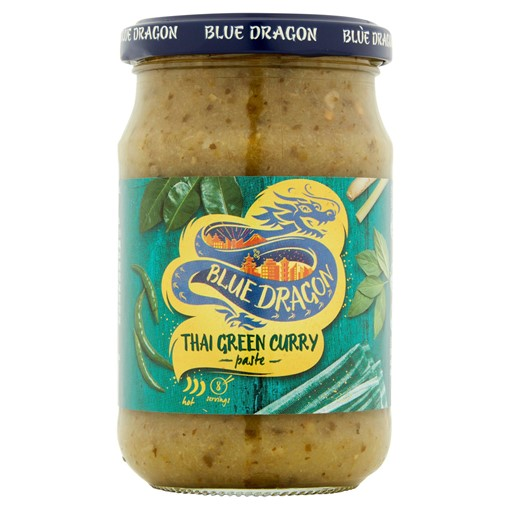 Picture of Blue Dragon Thai Green Curry Paste 285g