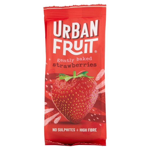 Picture of Urban Fruit Gently Baked Strawberries 90g
