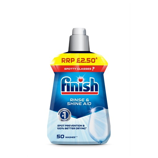 Picture of Finish Rinse Aid Regular 250ml