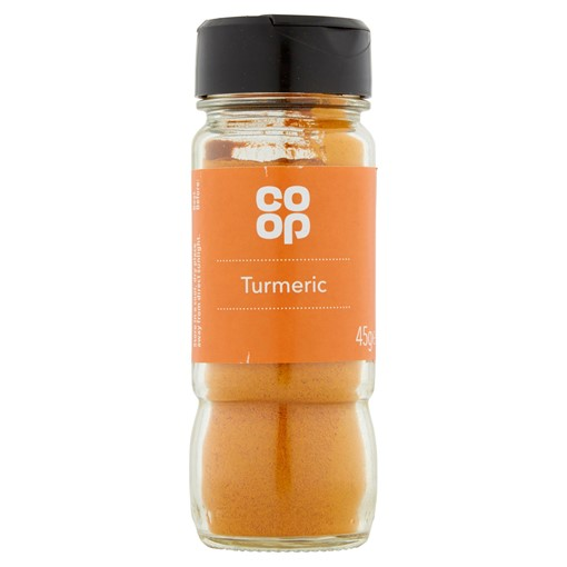 Picture of Co-op Turmeric 45g