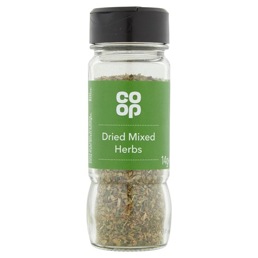 Picture of Co-op Dried Mixed Herbs 14g