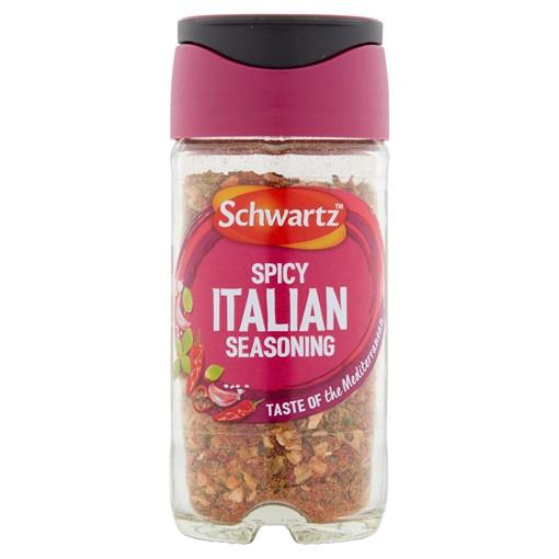 Picture of Schwartz Spicy Italian Seasoning 42g