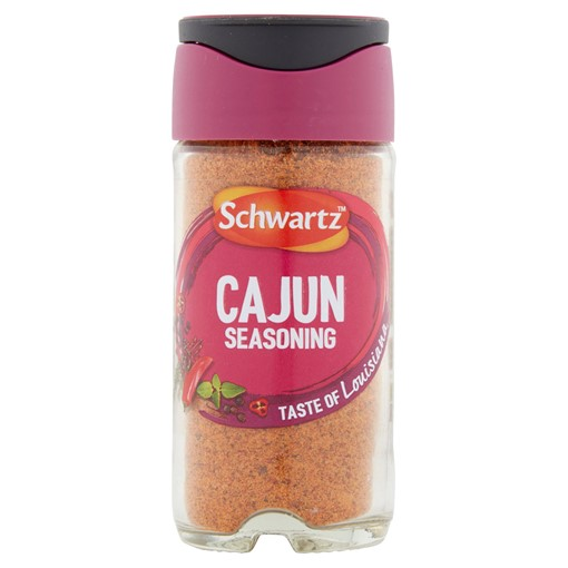 Picture of Schwartz Cajun Seasoning 44g Jar