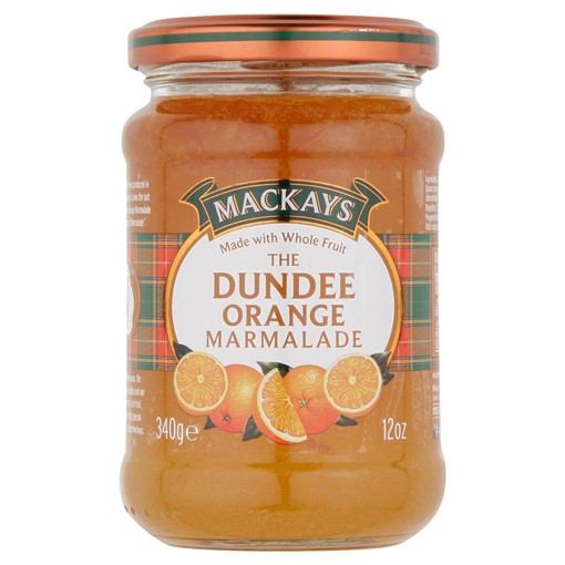 Picture of Mackays The Dundee Orange Marmalade 340g