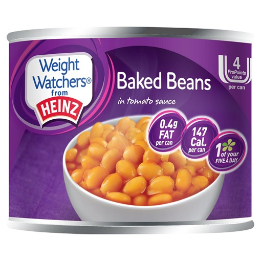 Picture of Weight Watchers from Heinz Baked Beans in Tomato Sauce 200g