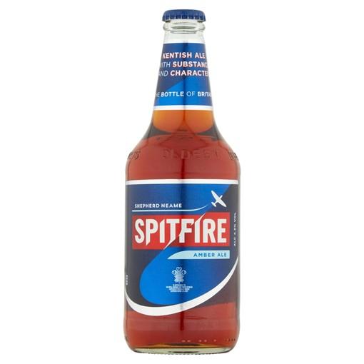 Picture of Spitfire Premium Amber Ale 500ml
