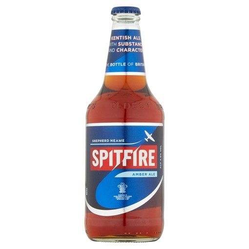 Picture of Shepherd Neame Spitfire Amber Ale 500ml