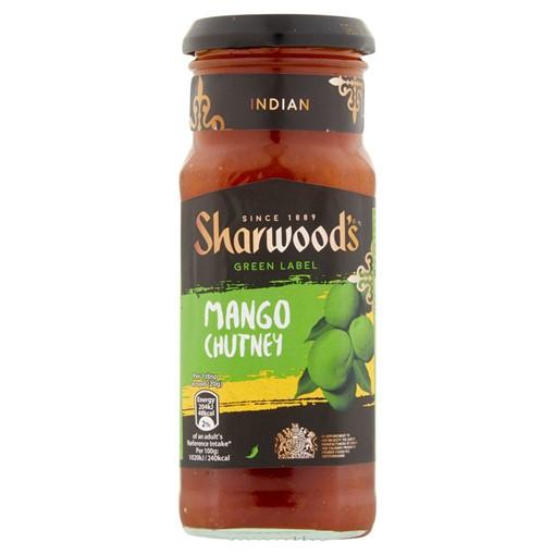 Picture of Sharwood's Mango Chutney 360g