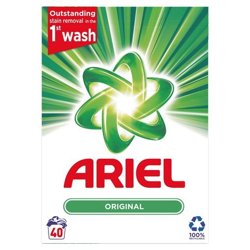 Picture of Ariel Washing Powder Original 2.6KG 40 Washes