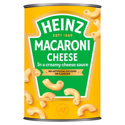 Picture of Heinz Macaroni Cheese 400g