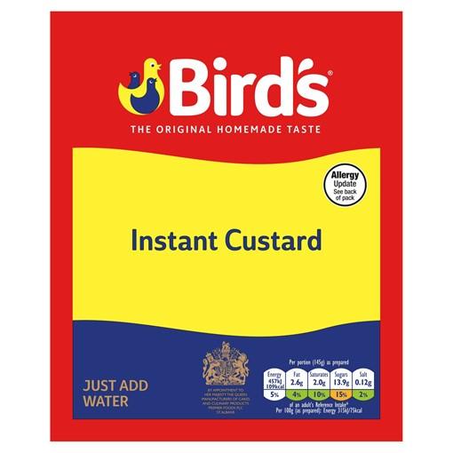 Picture of Birds Instant Custard 75g