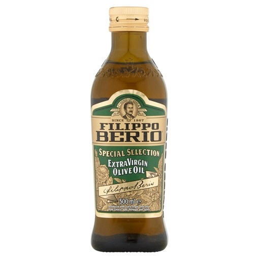 Picture of Filippo Berio Special Selection Extra Virgin Olive Oil 500ml