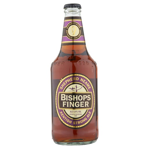 Picture of Shepherd Neame Bishops Finger Strong Ale 500ml