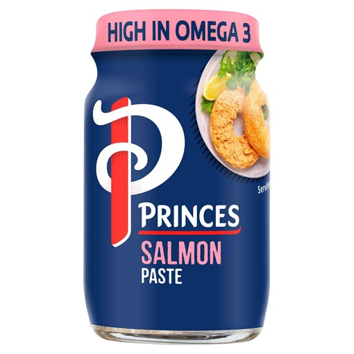 Picture of Princes Salmon Paste 75g