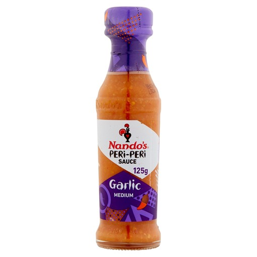 Picture of Nando's Garlic Peri-Peri Sauce 125g