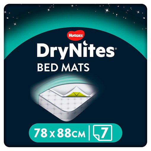 Picture of DryNites 7 Bed Mats