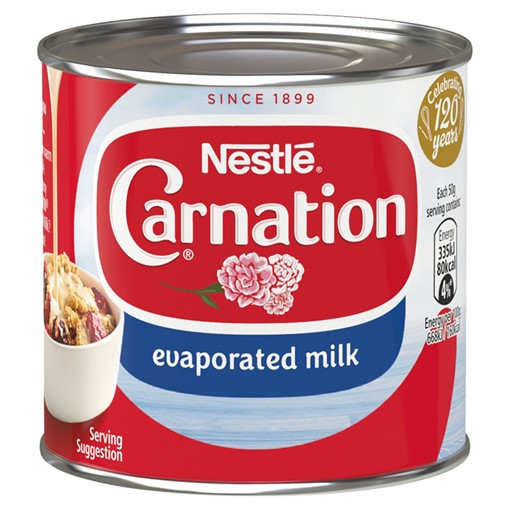 Picture of Carnation Evaporated Milk 170g Tin