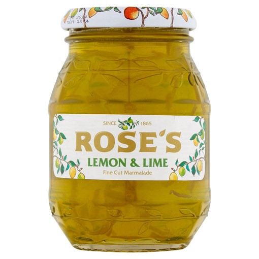 Picture of Rose's Lemon & Lime Fine Cut Marmalade 454g