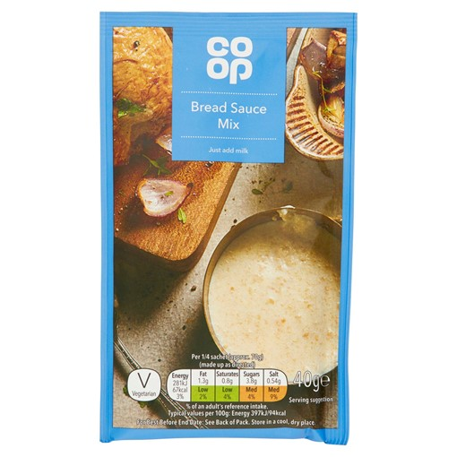 Picture of Co Op Bread Sauce Mix 40g