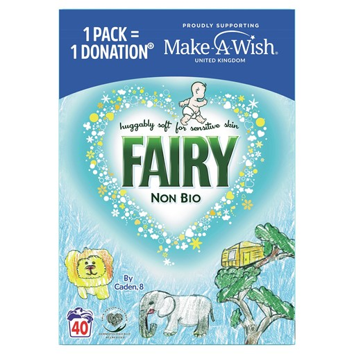 Picture of Fairy Non Bio Washing Powder 2.6KG, 40 Washes
