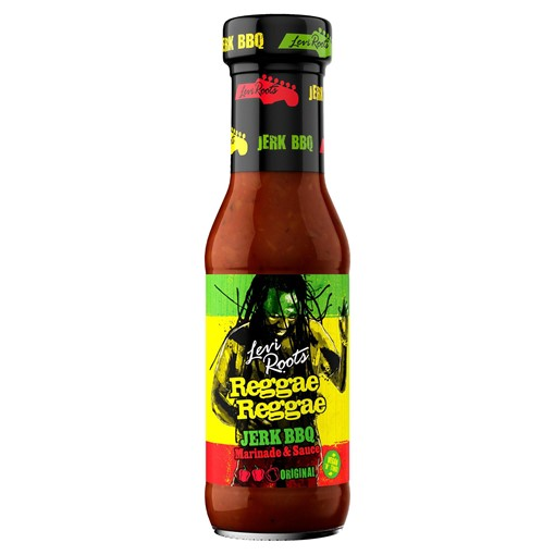 Picture of Levi Roots Reggae Reggae Jerk BBQ Sauce 290g