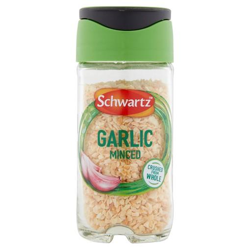 Picture of Schwartz Garlic Minced 46g