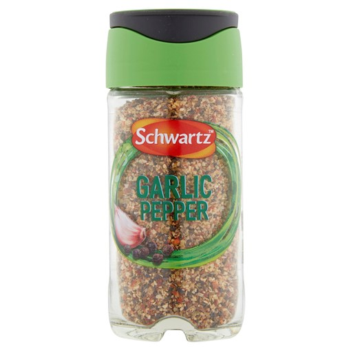 Picture of Schwartz Garlic Pepper 45g