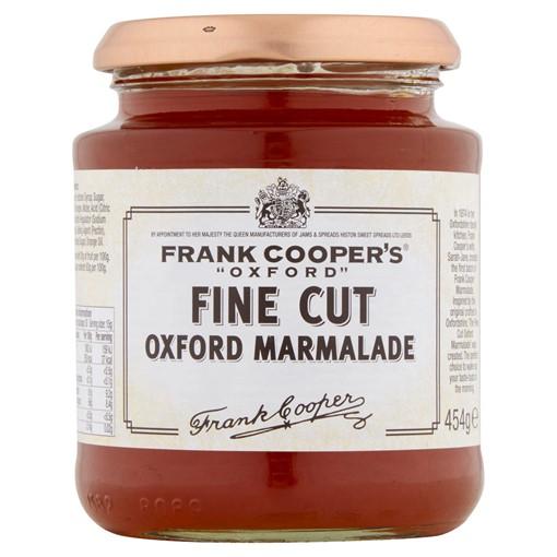 "Picture of Frank Cooper's ""Oxford"" Fine Cut Oxford Marmalade 454g"