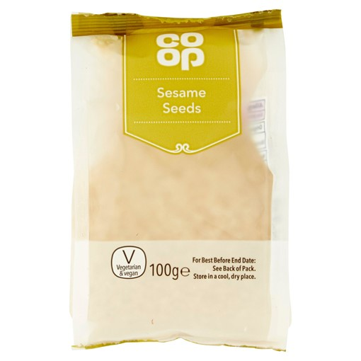 Picture of Co Op Sesame Seeds 100g