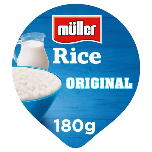 Picture of Muller Rice Original Low Fat Pudding Dessert 180g