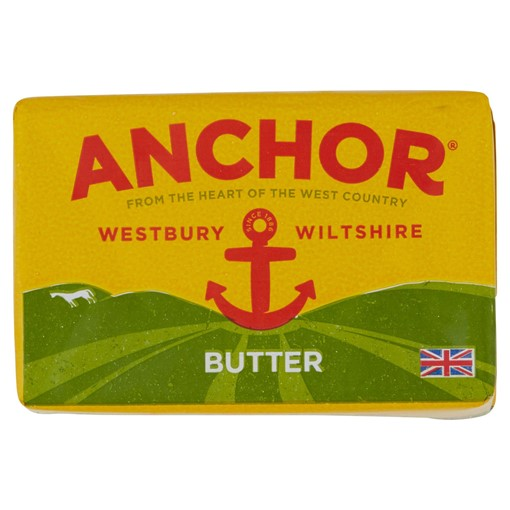 Picture of Anchor Westbury Wiltshire Butter 250g