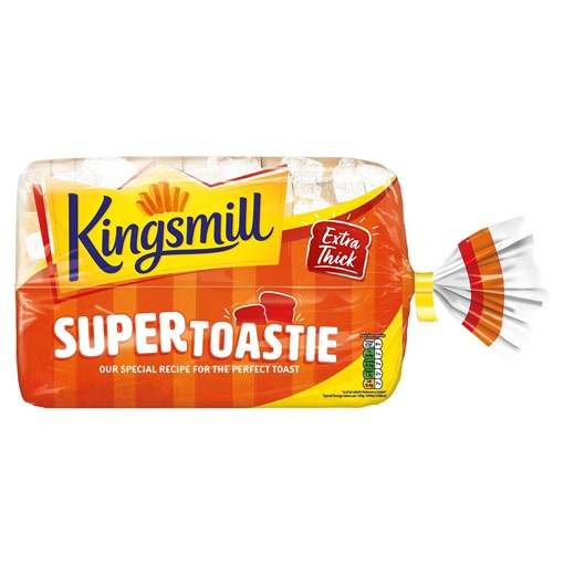 Picture of Kingsmill Super Toasty Extra Thick 750g