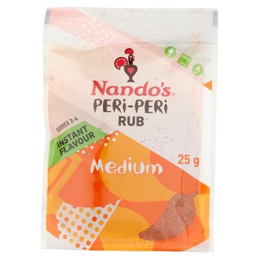 Picture of Nando's Peri-Peri Rub Medium 25g