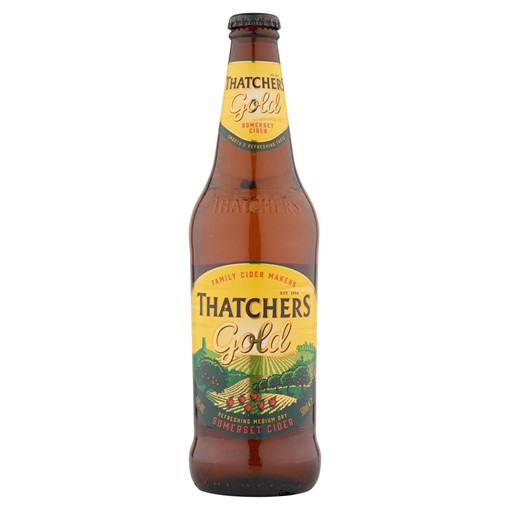 Picture of Thatchers Gold Cider 500ml