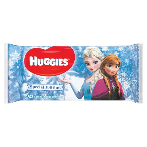 Picture of Huggies Disney Baby Wipes Single Pack (56 Wipes)