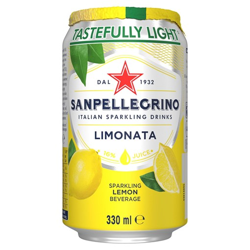Picture of San Pellegrino Lemon 330ml