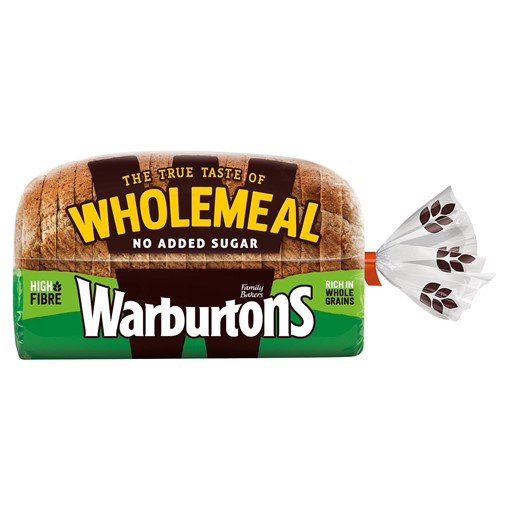 Picture of Warburtons Wholemeal 800g