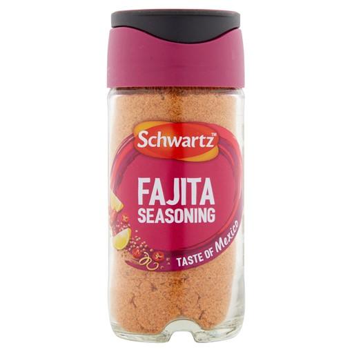 Picture of Schwartz Fajita Seasoning Jar 46g