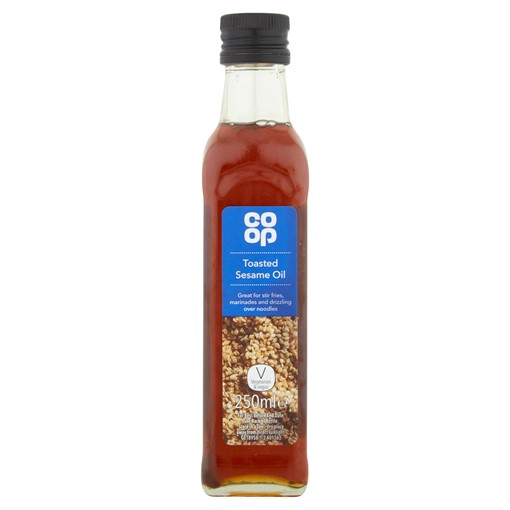 Picture of Co-op Toasted Sesame Oil 250ml