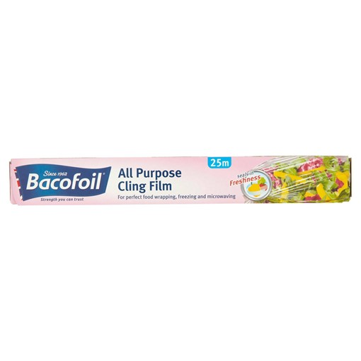 Picture of Bacofoil® All Purpose Cling Film 300mm x 25m
