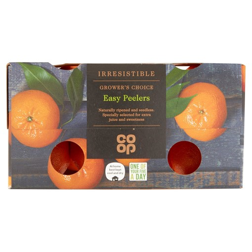 Picture of Co-op Irresistible Easy Peelers